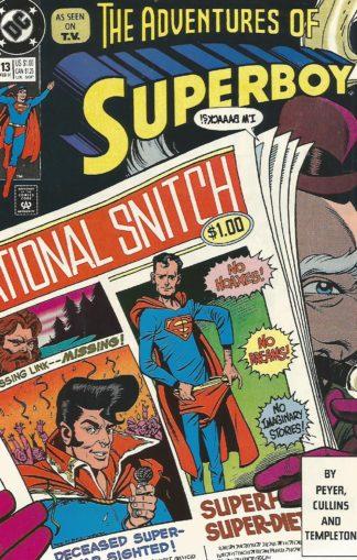Superboy Volume 2 #13