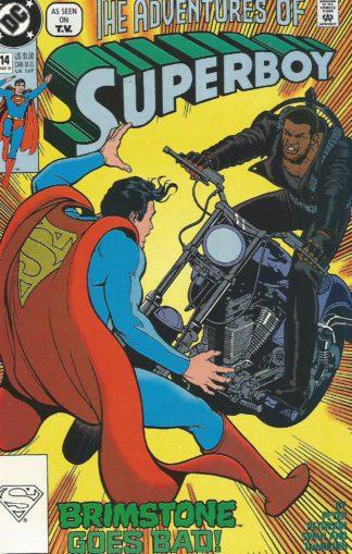 Superboy Volume 2 #14