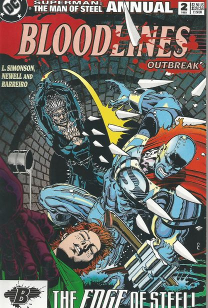Superman Man of Steel Annual #02