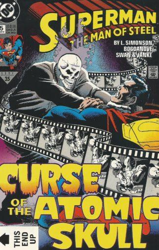 Superman The Man of Steel #05