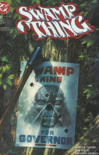 Swamp Thing Volume 2 #112