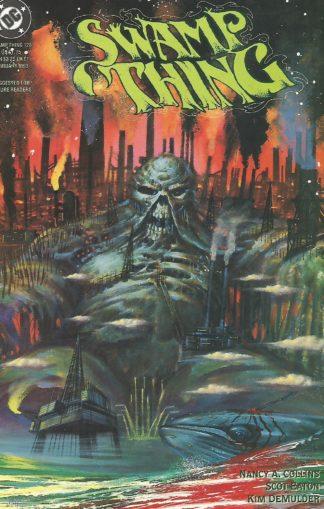 Swamp Thing Volume 2 #128