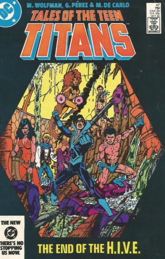 Tales of the Teen Titans #047