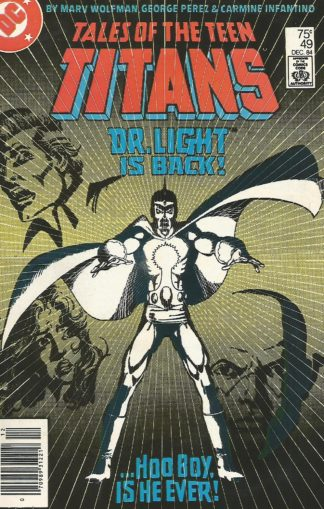 Tales of the Teen Titans #049