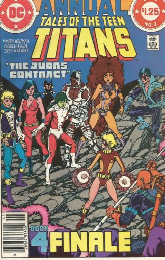 Tales of the Teen Titans Annual #03