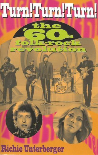 Turn! Turn! Turn! the 60's Folkrock Revolution