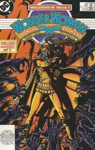 Wonder Woman Volume 2 #012