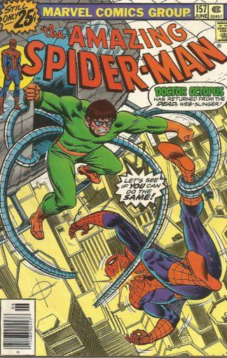 Amazing Spider-Man #157