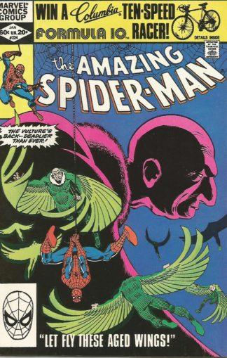 Amazing Spider-Man #224