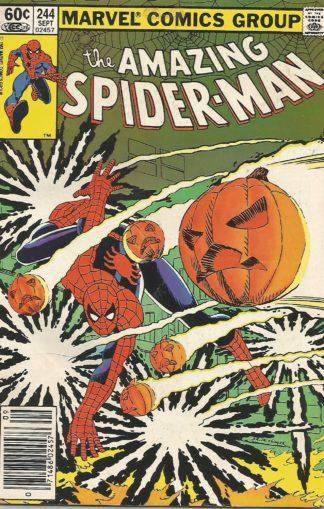 Amazing Spider-Man #244