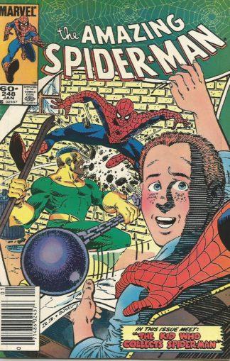 Amazing Spider-Man #248