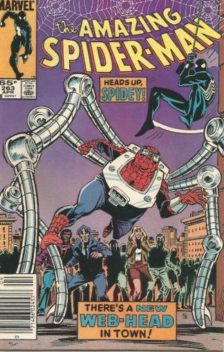 Amazing Spider-Man #263