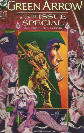 Green Arrow Volume 2 #075
