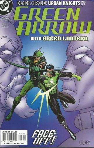 Green Arrow Volume 3 #023
