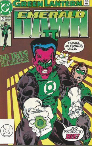 Green Lantern Emerald Dawn II #003