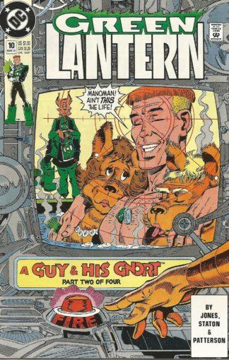 Green Lantern Volume 3 #010