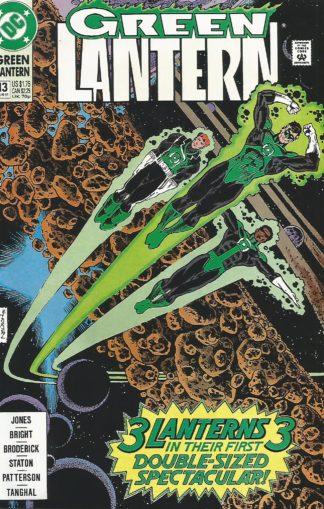 Green Lantern Volume 3 #013