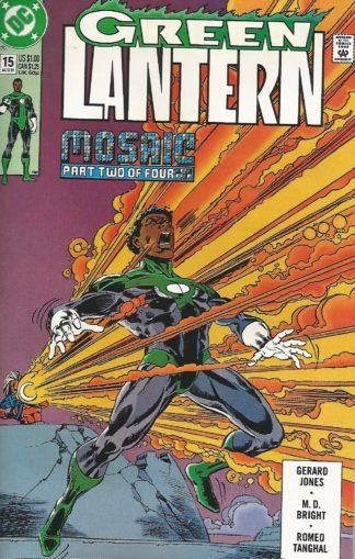 Green Lantern Volume 3 #015