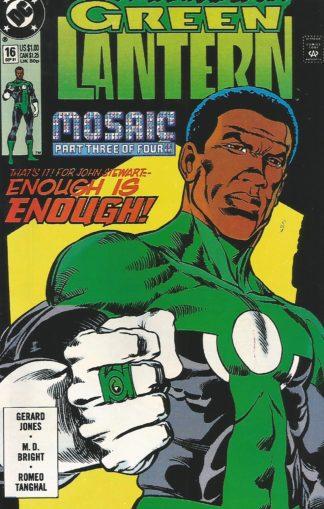 Green Lantern Volume 3 #016