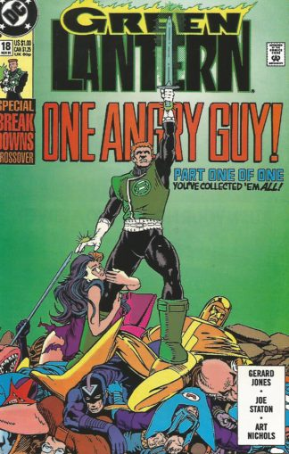 Green Lantern Volume 3 #018