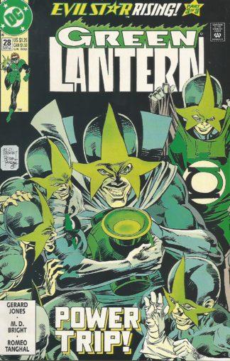 Green Lantern Volume 3 #028