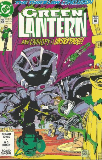 Green Lantern Volume 3 #035