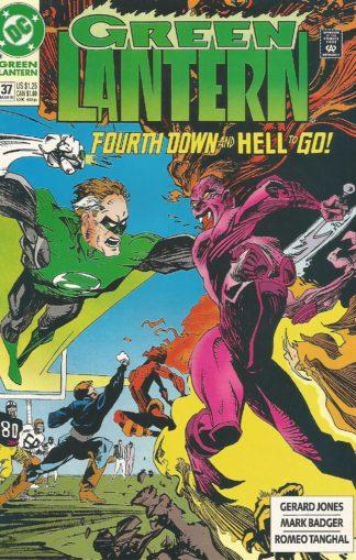 Green Lantern Volume 3 #037