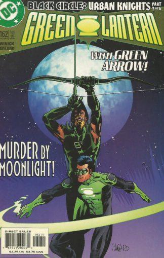 Green Lantern Volume 3 #162