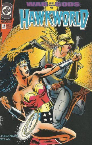 Hawkworld Volume 2 #016