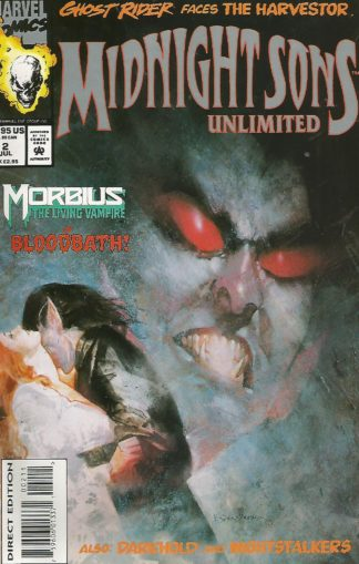Midnight Sons Unlimited #02