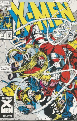 X-Men #018