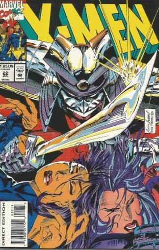 X-Men #022