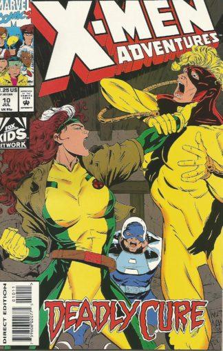X-Men Adventures #010