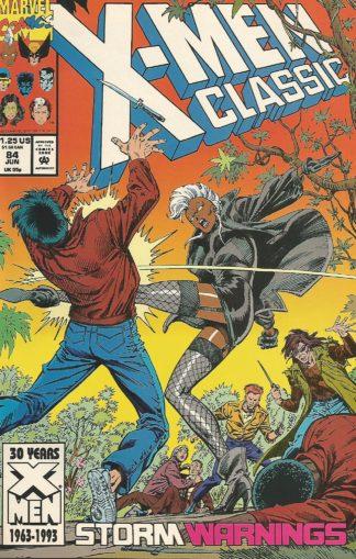 X-Men Classic #084