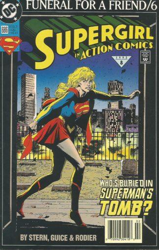 Action Comics #686
