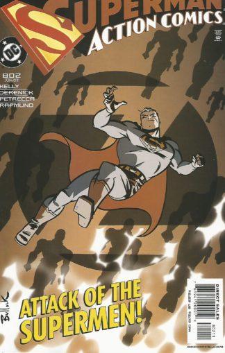 Action Comics #802