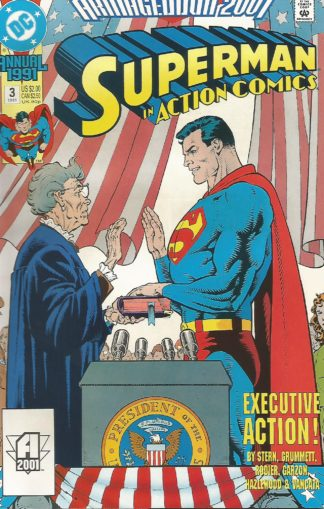 Action Comics Annual #003