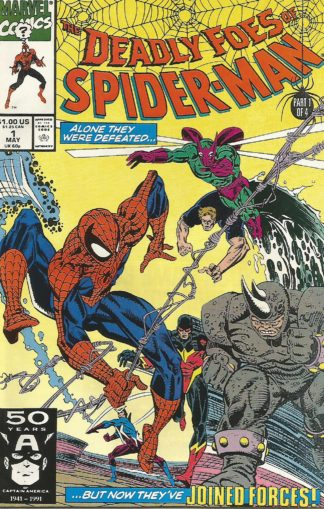 Deadly Foes of Spider-Man #001