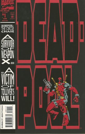 Deadpool The Circle Chase #001