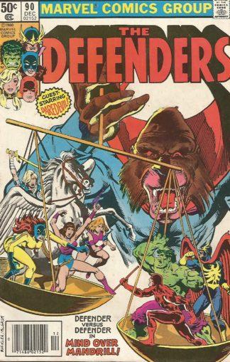 Defenders #090