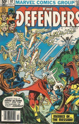 Defenders #097