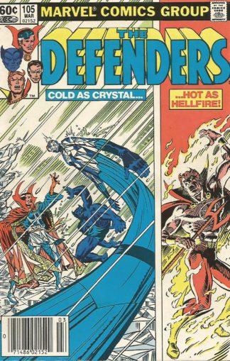Defenders #105