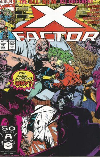 X-Factor #072