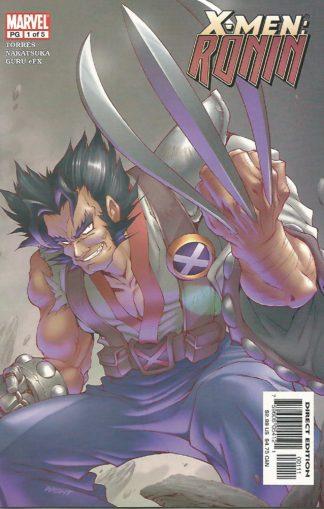 X-Men Ronin #001
