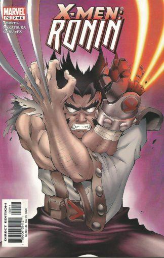 X-Men Ronin #002