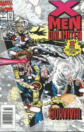 X-Men Unlimited #001