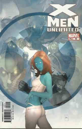 X-Men Unlimited #040