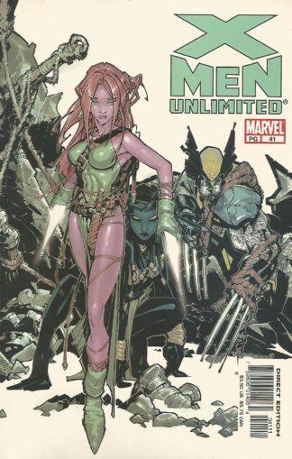 X-Men Unlimited #041