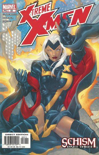 X-Treme X-Men #022