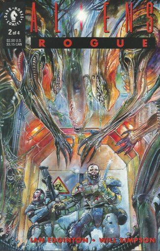 Aliens Rogue #002